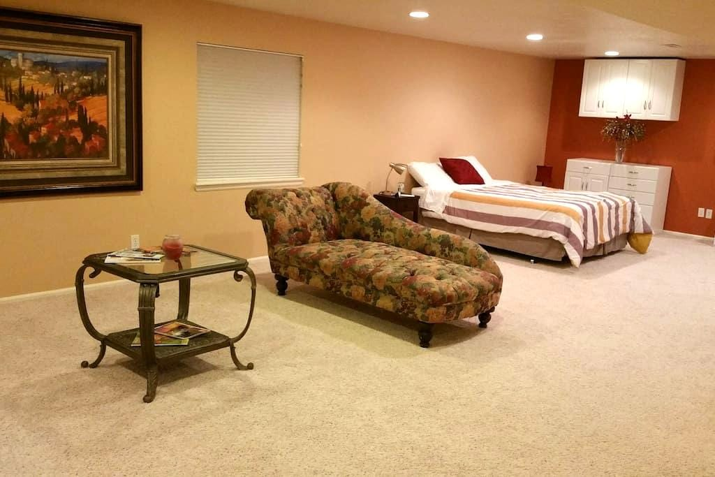 Spacious and confortable Basement Suite - Northglenn - Hus
