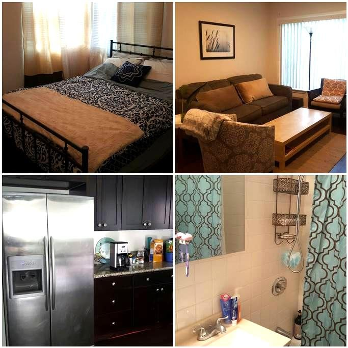 Cozy, sweet place close to LAX, Downtown LA House - Gardena - Talo
