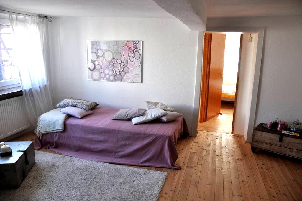 Gästezimmer in historischer Altstadt - Lich