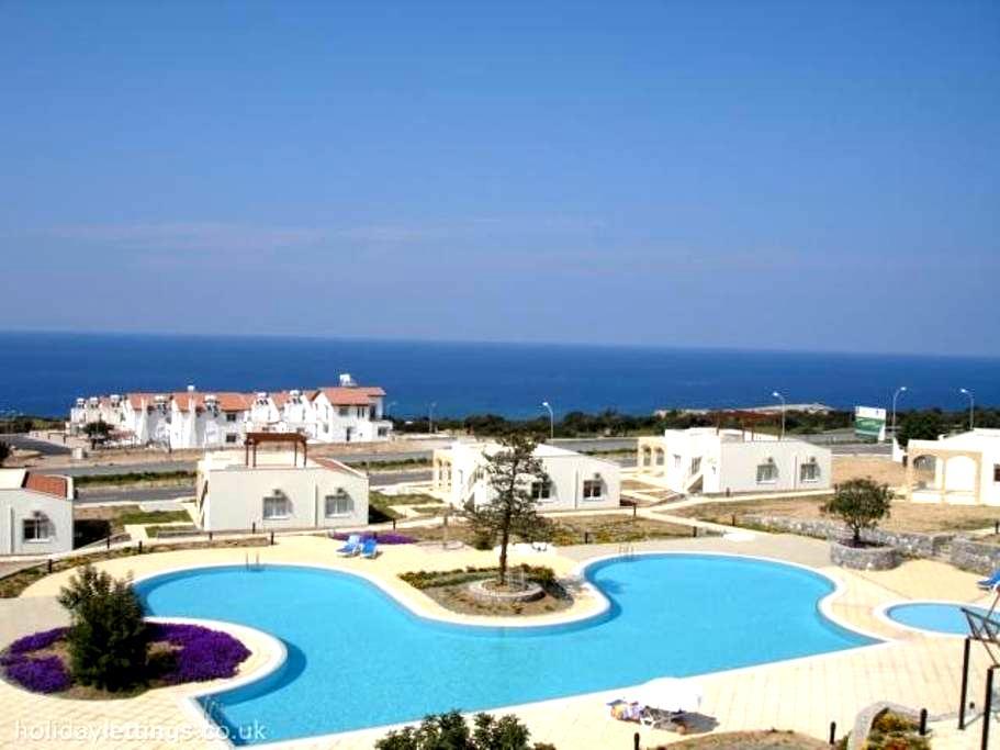 Seaview Apartment FREE WIFI - Girne