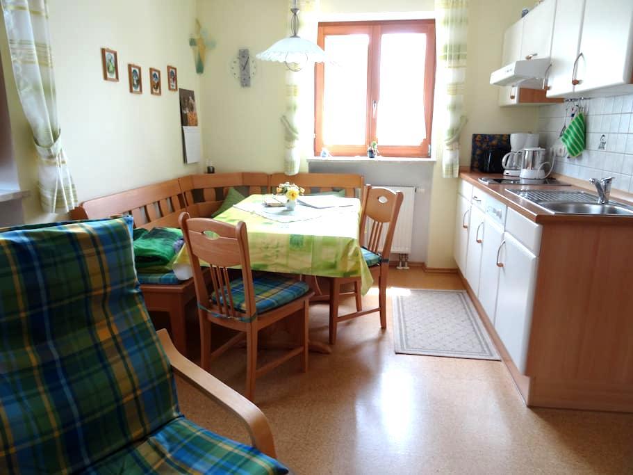 Katzenkorb-Apartment. - Dietersburg - Apartment