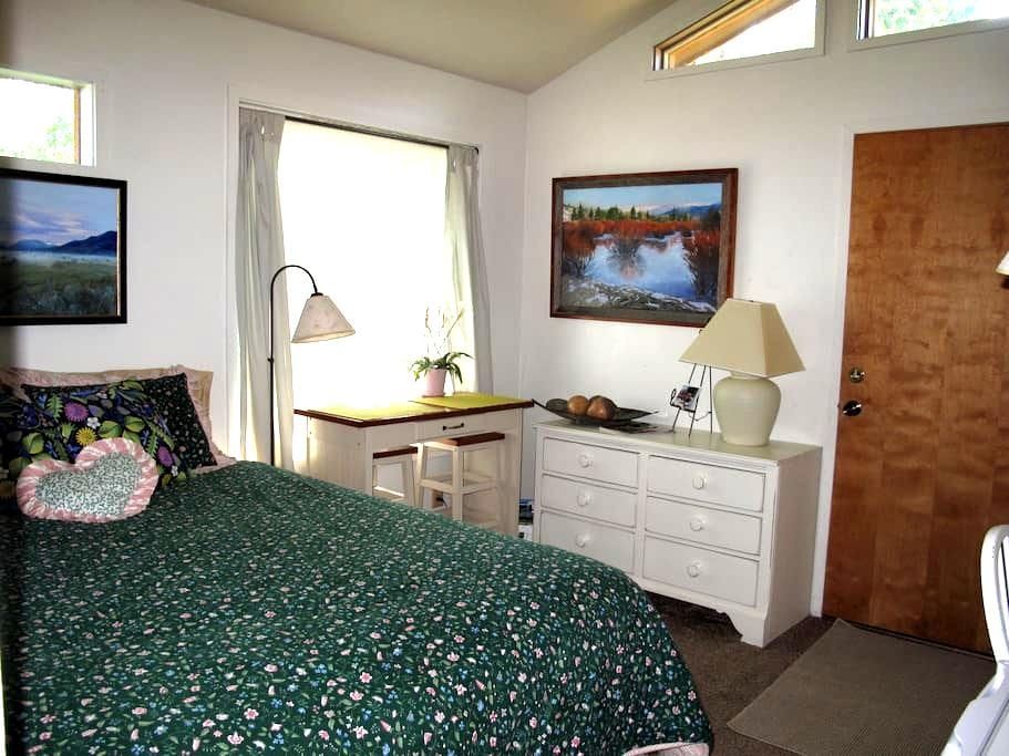 VERY Private, cozy room - Steamboat Springs - Rumah