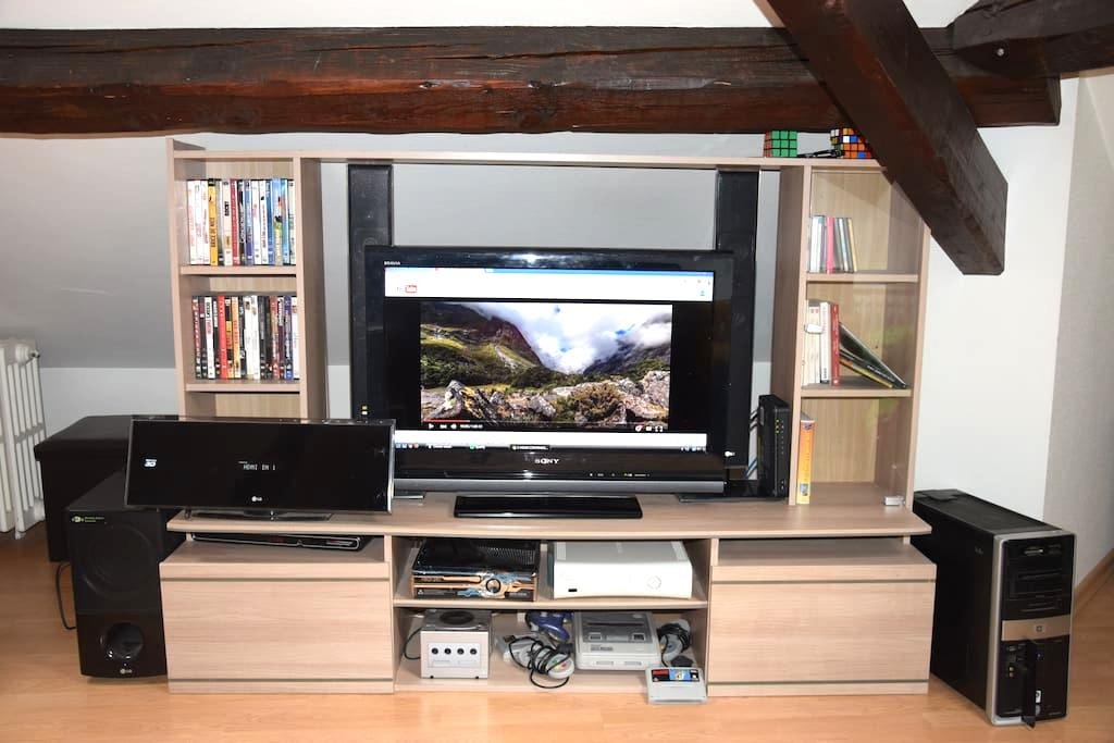Fully equipped Loft - Luxembourg