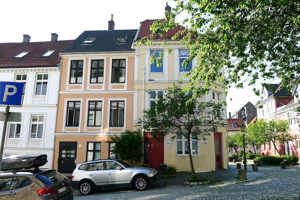 Modern apartment in the heart of Bergen - Bergen - Apartment
