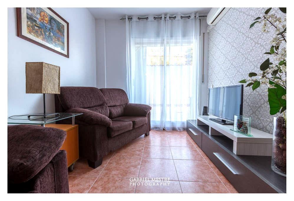 Pretty, cozy, 50m to the sea - Calafell - Apartament