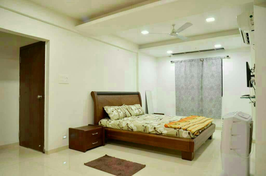 3 bhk penthouse  with projectors