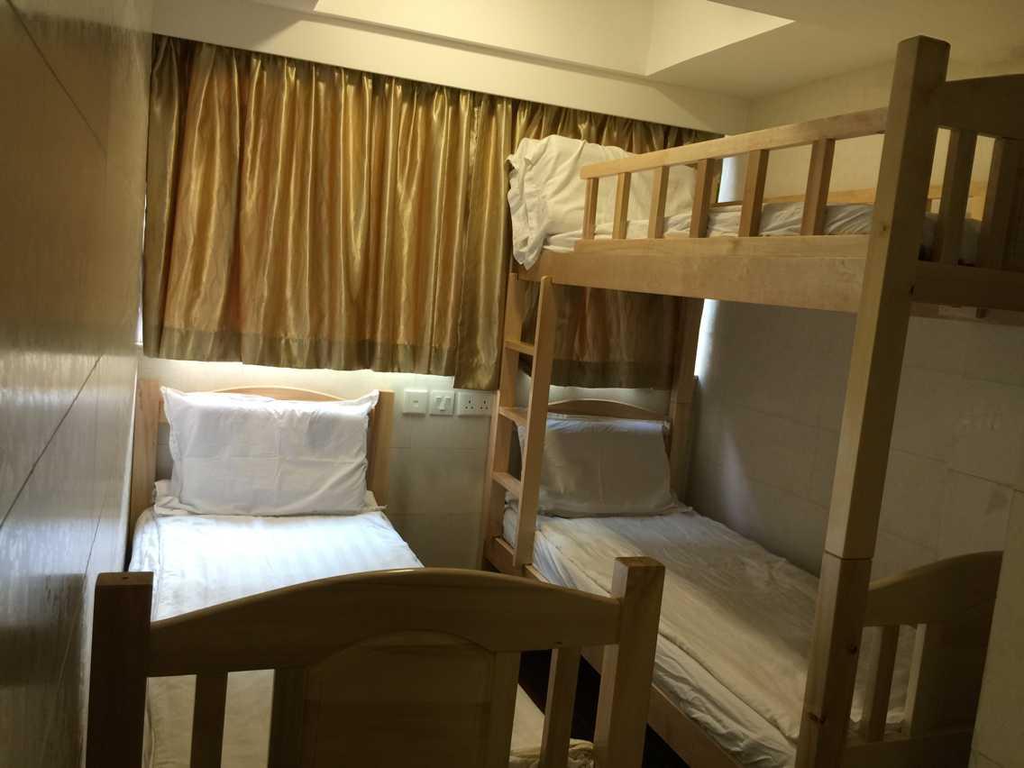 Mong kok CBD Four rooms(藍山)