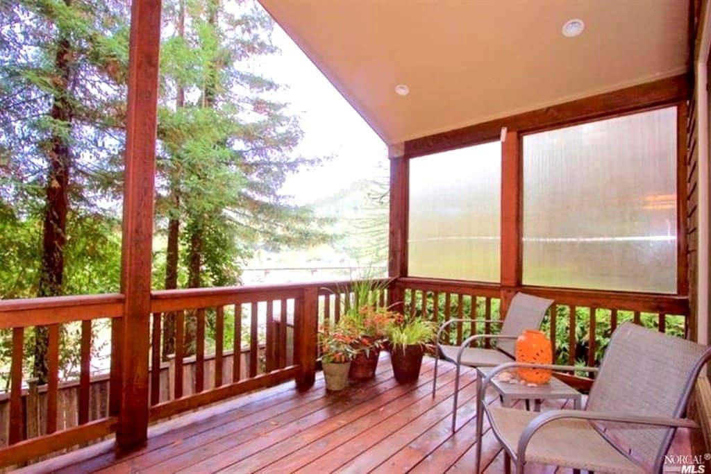 Riverview ~ Hot Tub & Stunning Russian River Views - Monte Rio - Hus
