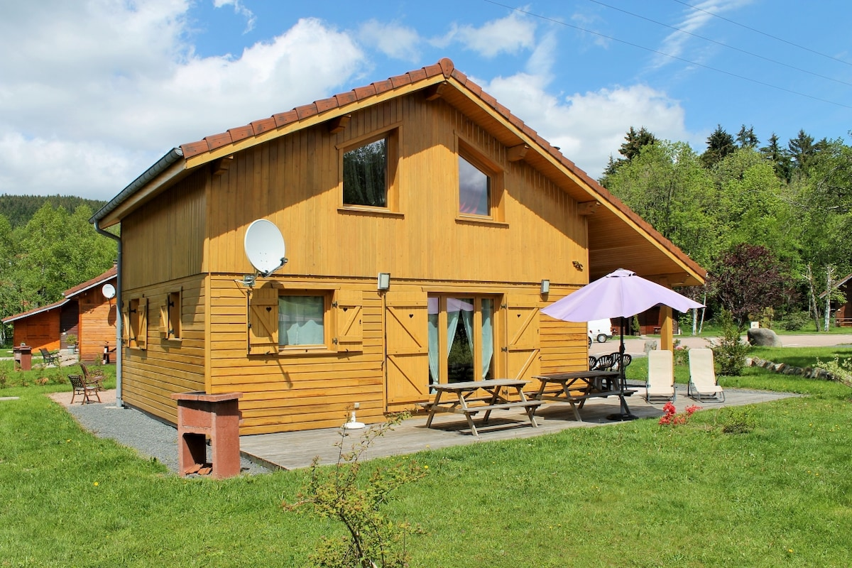 Chalet in the Vosges