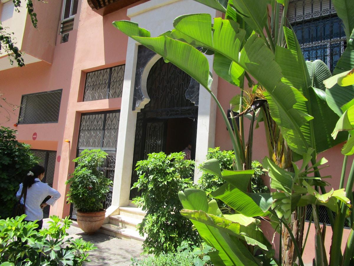 Appartment in Guéliz