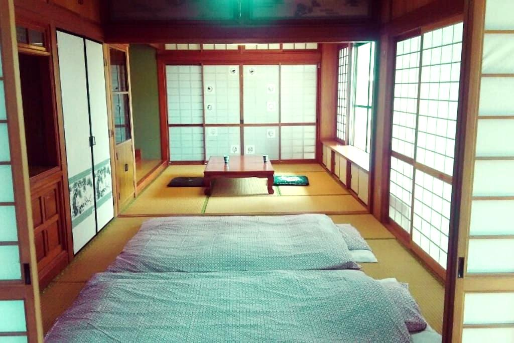 和室☆Japanese Tatami rooms☆with a private kitchen - Ishigaki-shi