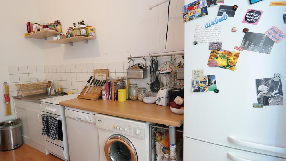 2 Rooms, WIFI in central Kreuzberg