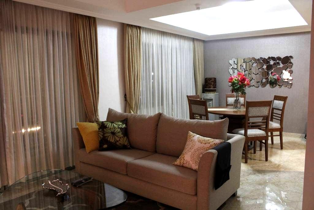 newly refurbished cozy apartement at Kuningan Area - Setiabudi - Appartement