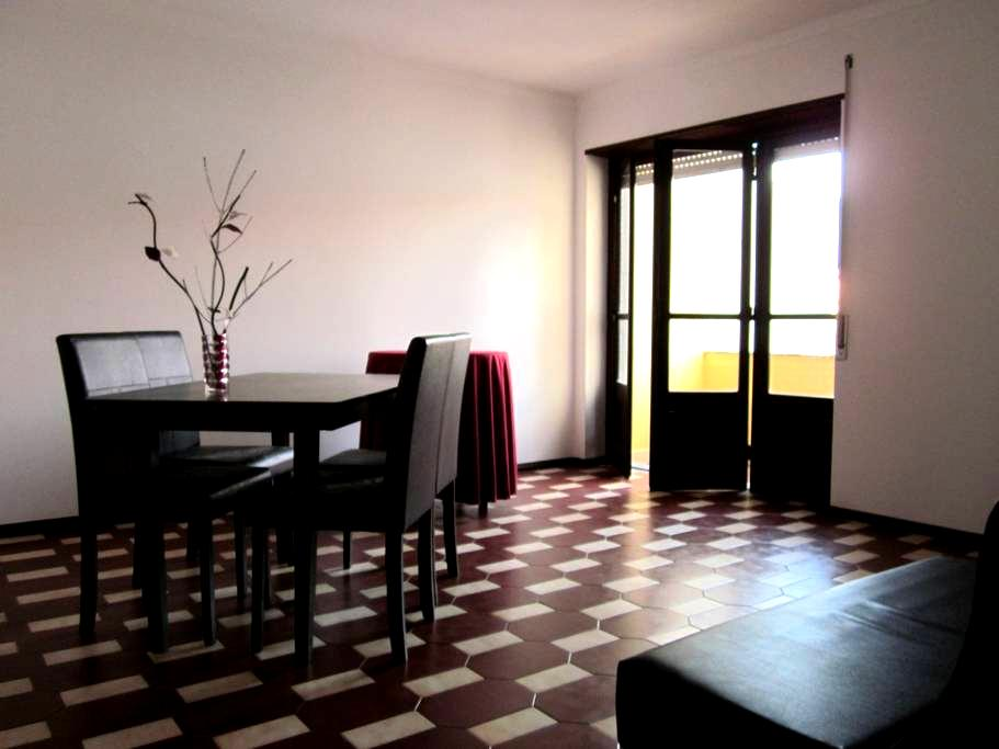 Nice and cozy apartment by the sea - Silveira