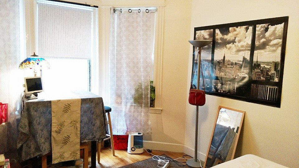 Sunny Studio Near Boston University