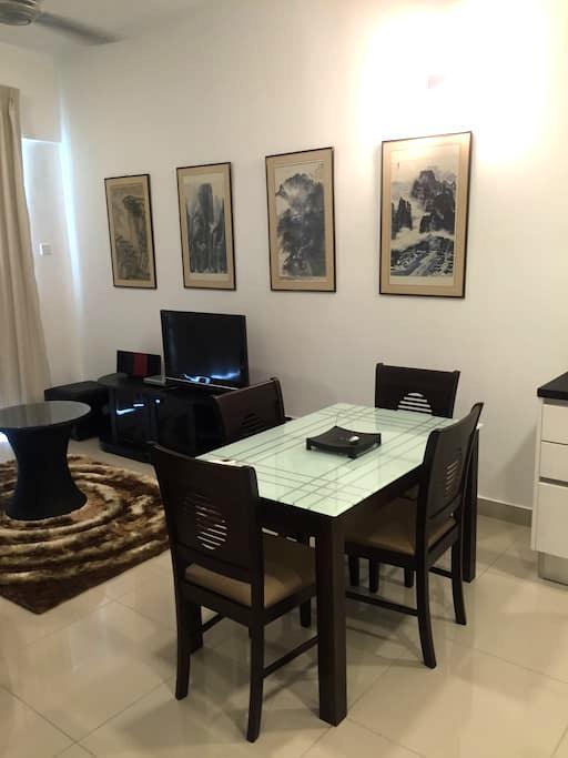 Johor Bahru Fatty's homestay - Johor Bahru - Apartamento