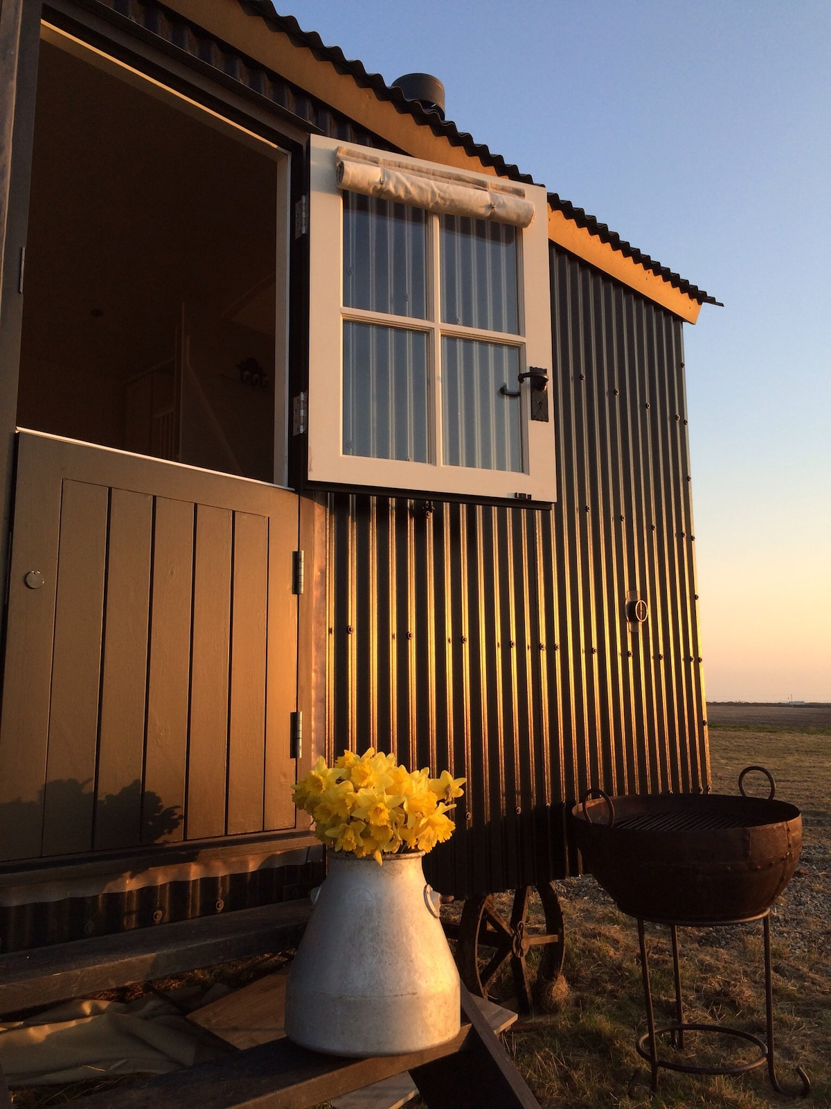 Lovely private glamping by the sea