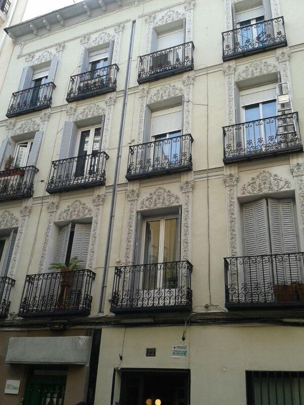 Quiet flat in best part of Madrid
