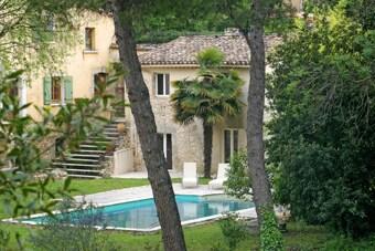 2 chambres 30m², jardin, piscine