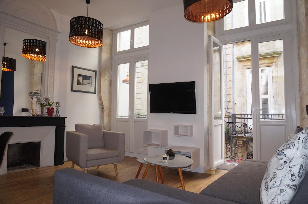 Agréable appartement à Bordeaux