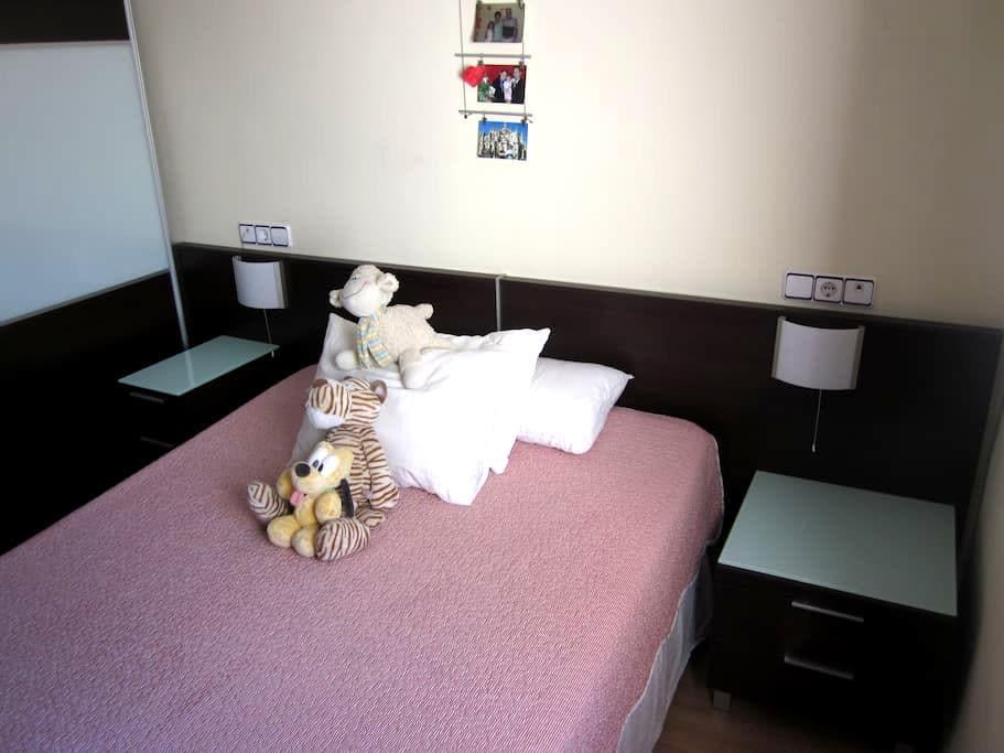 Habitación doble - Madrid