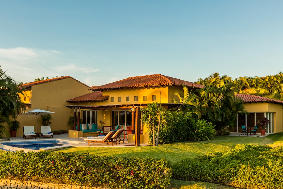 Stunning Villa W/Pool & Ocean View