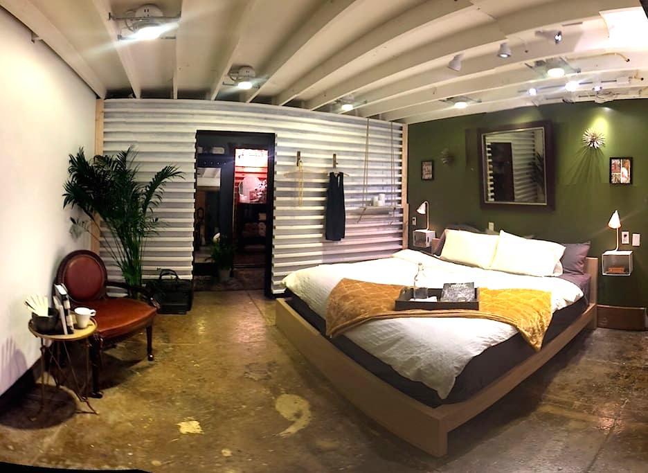The Green Room - La Nouvelle-Orléans - Loft