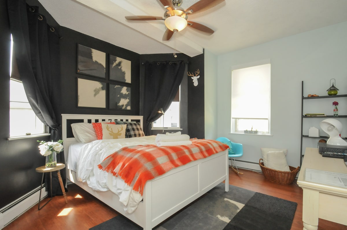 2 South Philly Charming Guest Rooms