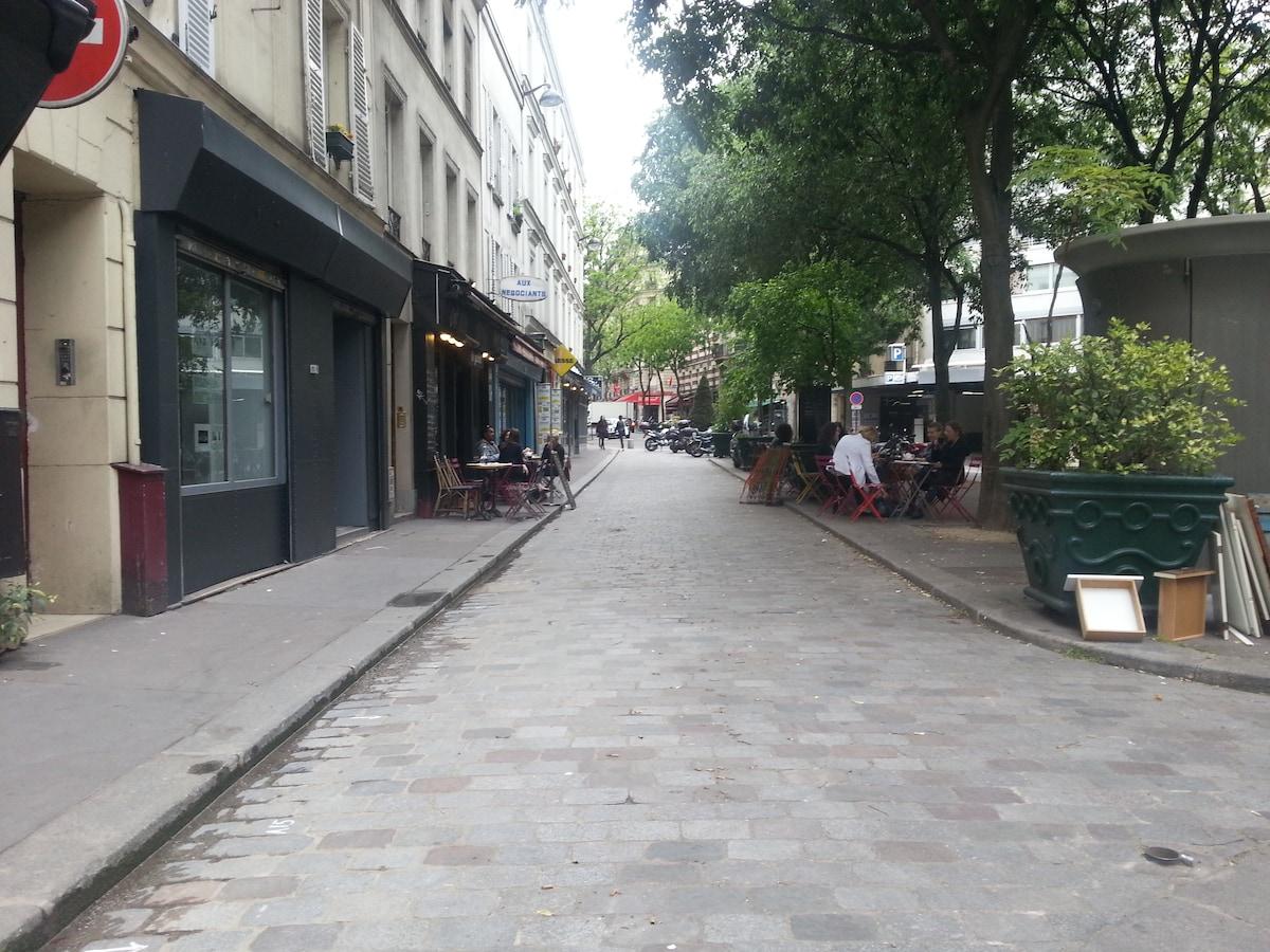 Petit studio Paris (Montmartre)