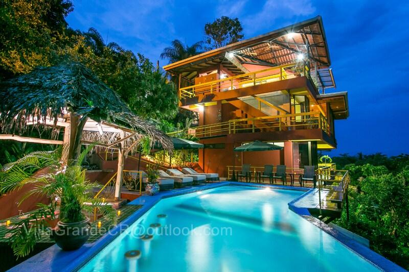 Villa Grande - Pacific views for 14