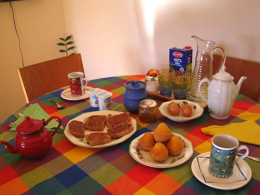 Central&close to Pilar.Free parking - Zaragoza - Bed & Breakfast