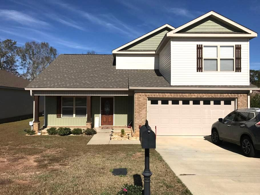 Perfect Space for ACOM Guests and Local Travelers - Dothan - Hus
