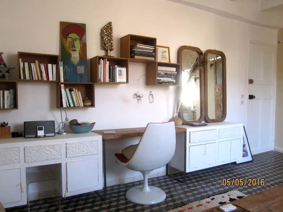 Place Traa 1 studio chic et cosy - Essaouira - Huoneisto