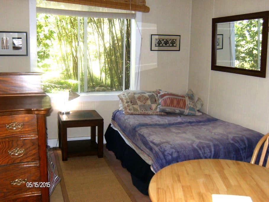 Felton redwoods retreat - Felton - Rumah