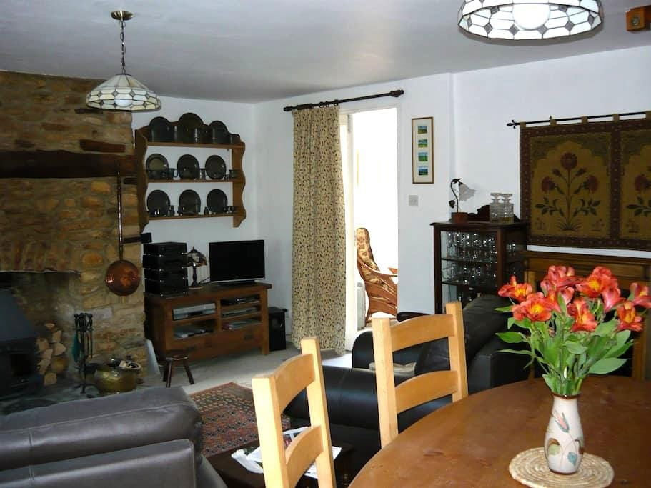 Cotswold cottage in town centre - Chipping Norton - Bed & Breakfast