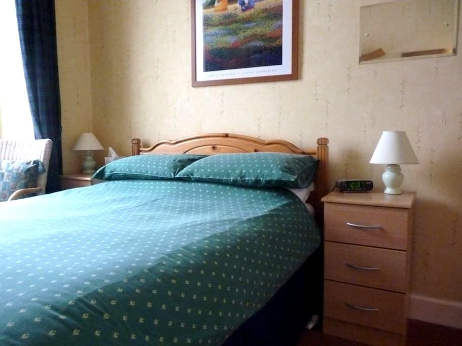 Guest House (Rm7), Centre Stirling - Stirling - Bed & Breakfast