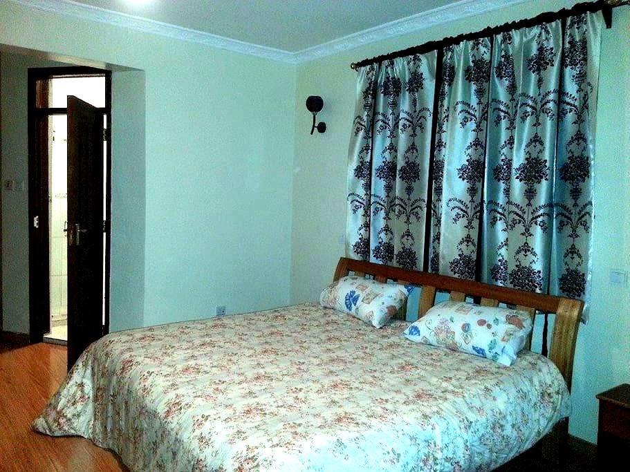 MASTER EN-SUIT IN KILELESHWA - Nairobi - Lägenhet