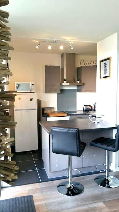 Studio Équipé proche de Genève - Saint-Julien-en-Genevois - Appartement