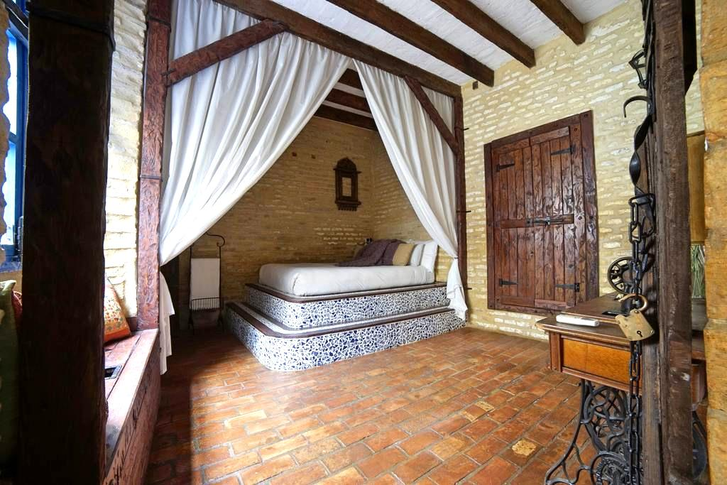 500 year old Santa Cruz House restoration - Σεβίλλη - Σπίτι
