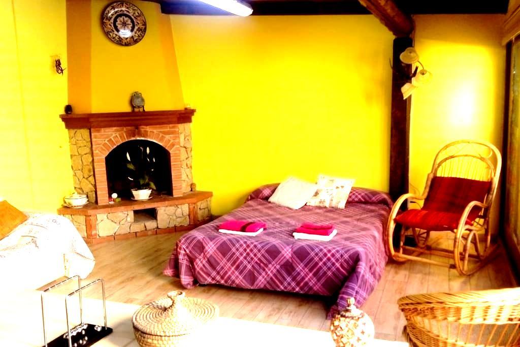 Romantic mini loft near station/airport - Pisa - Cabin