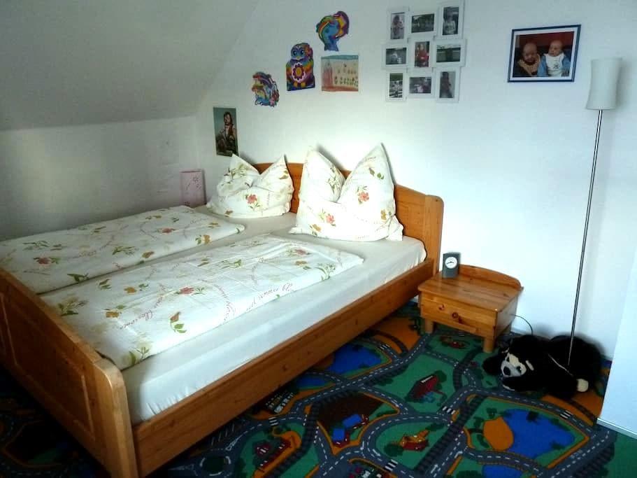 Ruhiges Zimmer - Nähe Elberadweg - Kemberg - Lägenhet