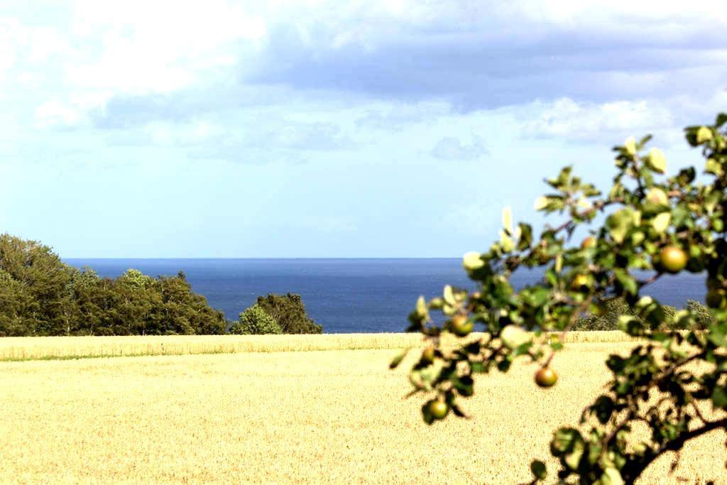 Sol opgang over havet - Østermarie - Wohnung