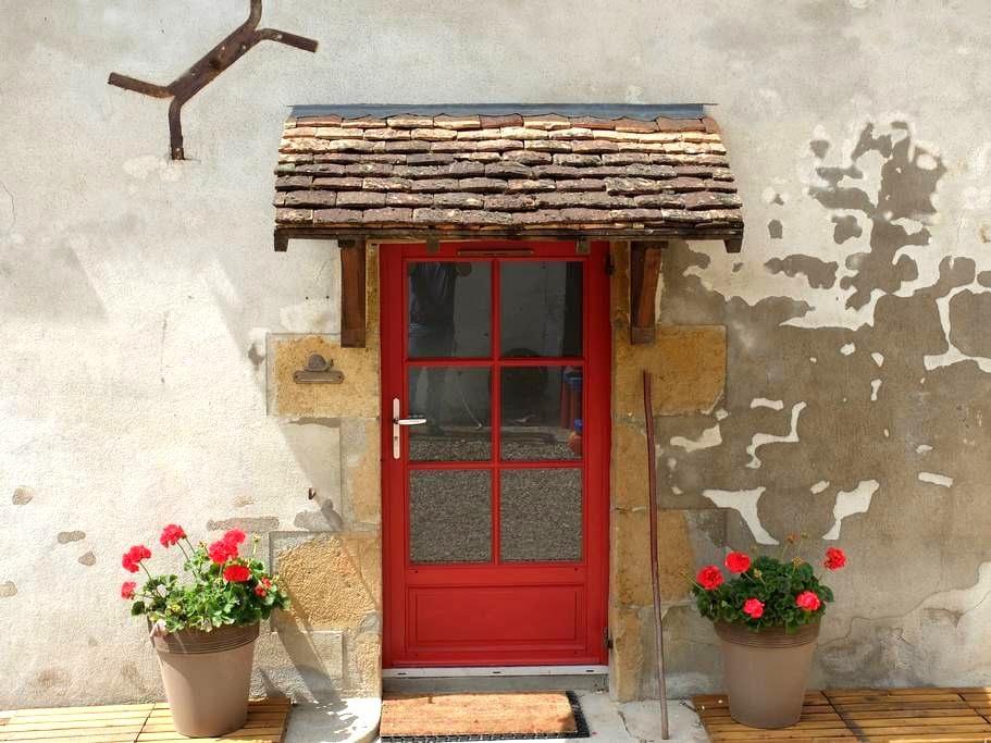 Le Relais de Poste - Vinon - House