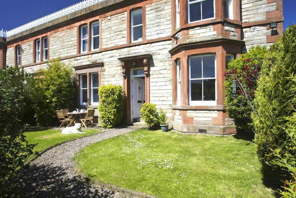 Edwardian house in quiet village - North Queensferry - 단독주택