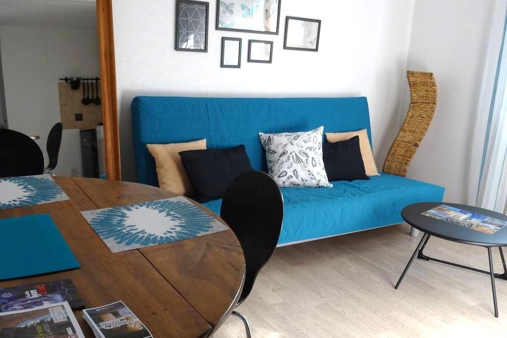 Apt 4-5pers - LYON côté vert - Sainte-Foy-lès-Lyon - Apartment