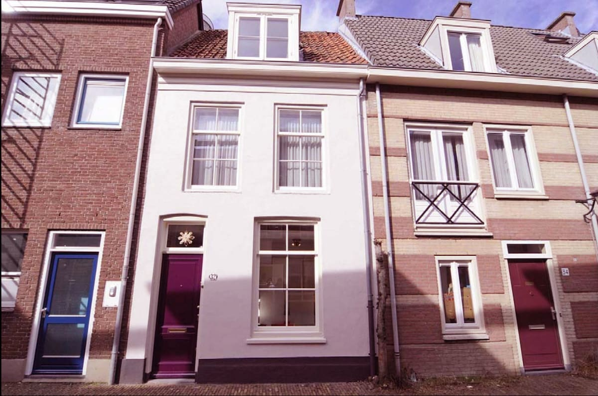 17th c. house in Utrecht centre