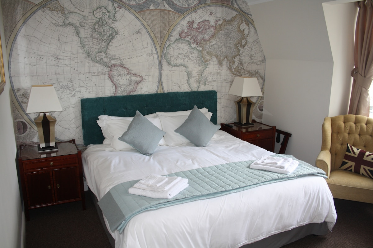 Double room in boutique hotel R8
