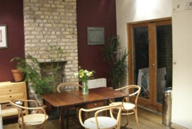 Spacious & stylish 2 bed house