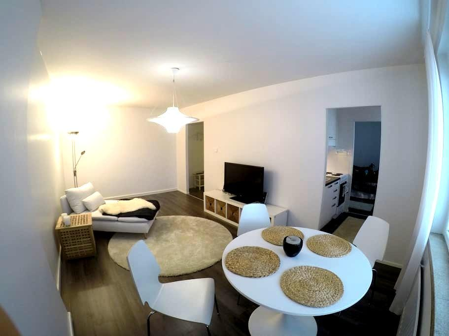 2016 renovated 50m2 apartment in the city center - Turku