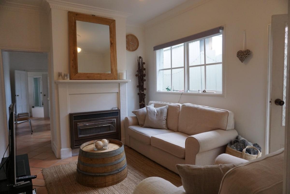 Cosy Private Room in Fitzroy